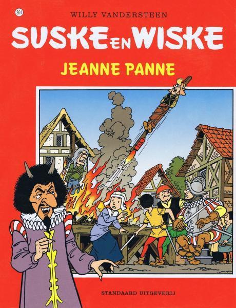 Suske en Wiske 264 Jeanne Panne