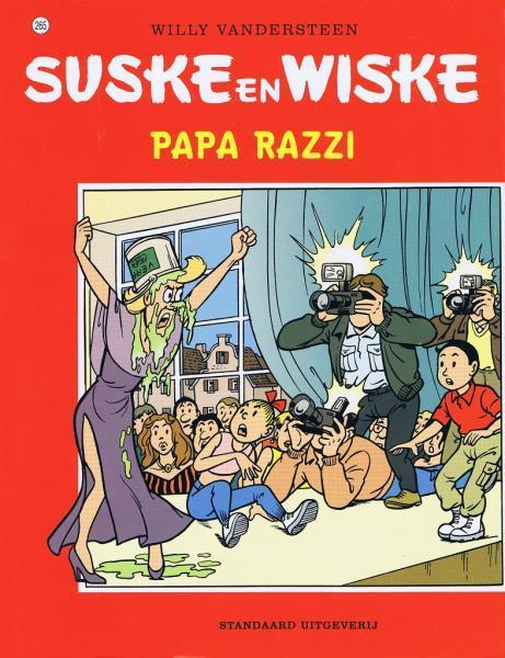 Suske en Wiske 265 Papa Razzi