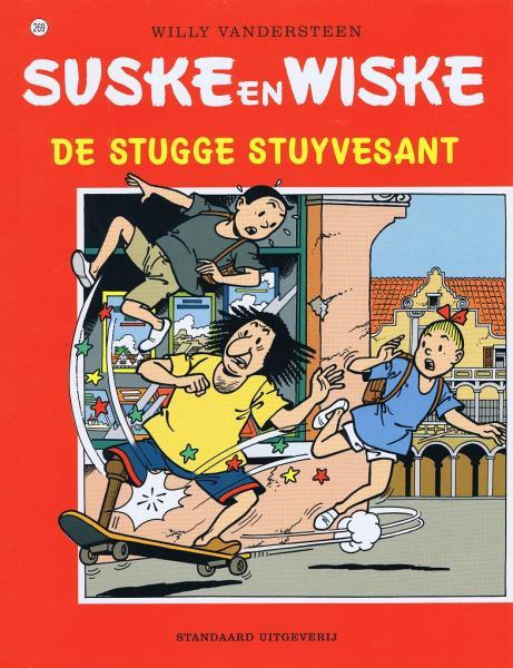 Suske en Wiske 269 De stugge Stuyvesant