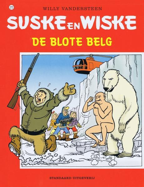 Suske en Wiske 272 De blote Belg