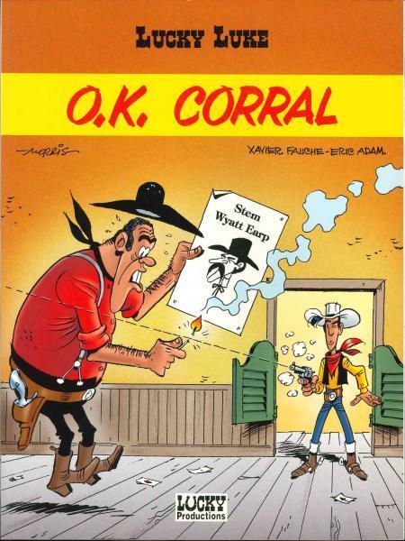 Lucky Luke (Dargaud/Lucky Comics) 37 O.K. corral