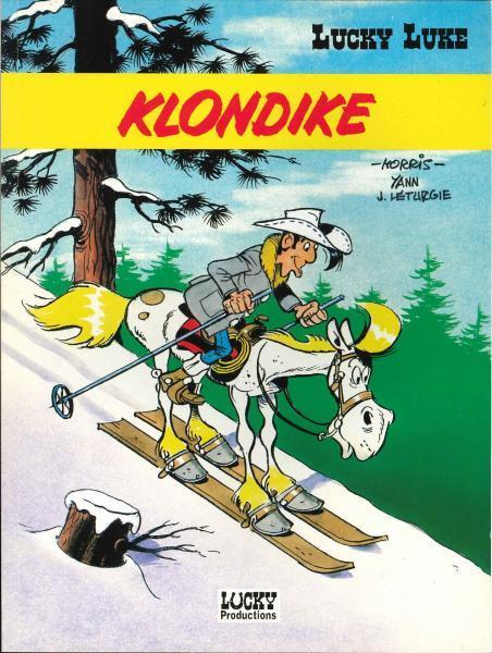 Lucky Luke (Dargaud/Lucky Comics) 36 Klondike