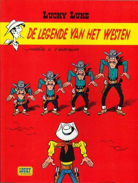Lucky Luke (Dargaud/Lucky Comics) 42 De legende van het Westen
