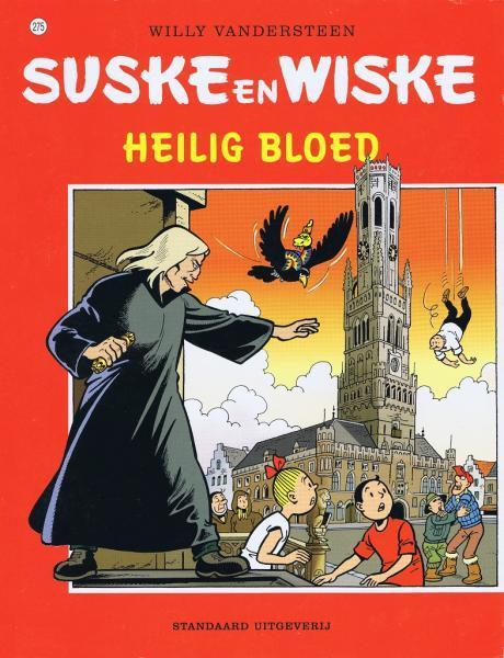 Suske en Wiske 275 Heilig bloed
