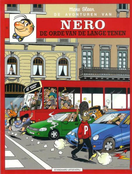 Nero 153 De orde van de Lange Tenen