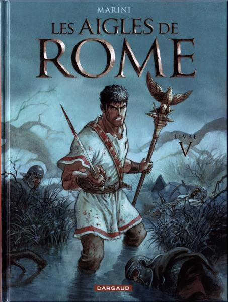 De adelaars van Rome 5 Livre V