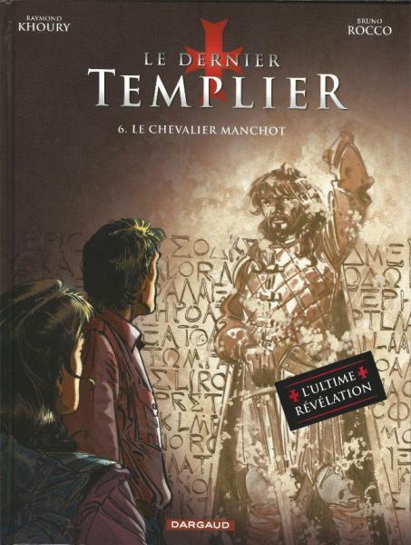 De laatste tempelier 6 Le chevalier manchot