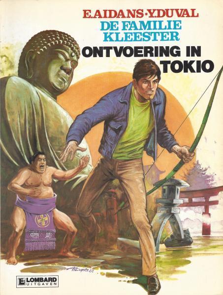 De familie Kleester 7 Ontvoering in Tokio