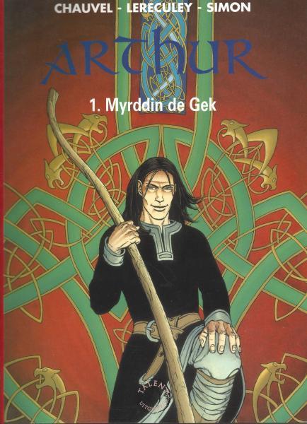 Arthur (Lereculey) 1 Myrddin de gek