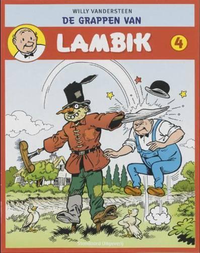 De grappen van Lambik (Heruitgaves + nieuwe albums) 4 Deel 4