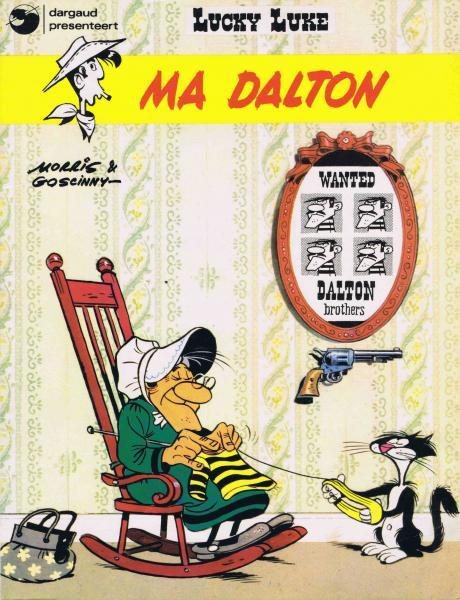 Lucky Luke (Dargaud/Lucky Comics) 6 Ma Dalton