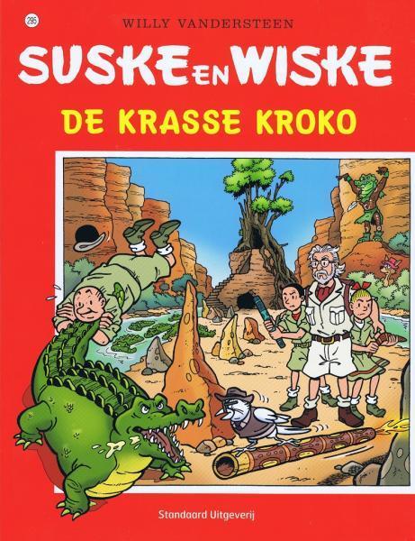 Suske en Wiske 295 De krasse Kroko
