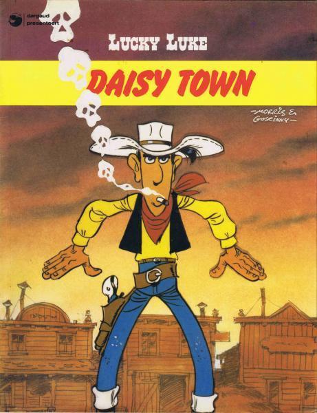Lucky Luke (Dargaud/Lucky Comics) 22 Daisy Town