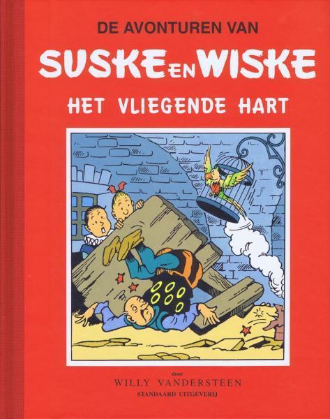 Suske en Wiske (reclame/kortverhaal) 1 Het vliegende hart