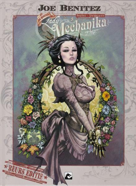 Lady Mechanika (Dark Dragon Books) 3 Het mysterie van het mechanische lijk, deel 3