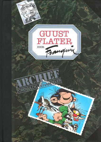 Guust Flater - Archief
