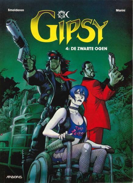 Gipsy 4 De zwarte ogen