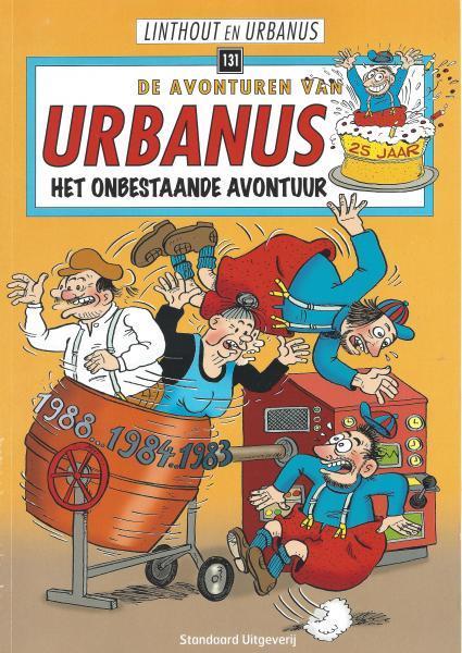 Urbanus 131 Het onbestaande avontuur