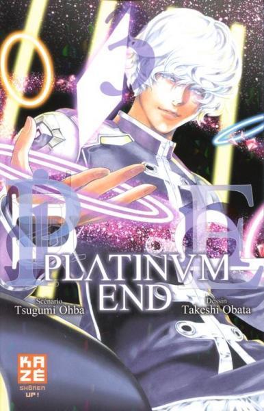 Platinum End 3 Tome 3
