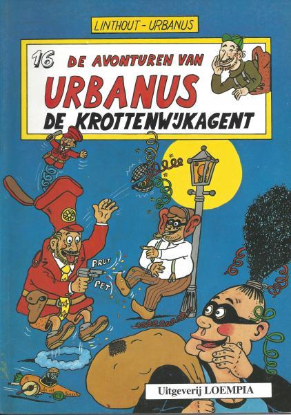 Urbanus 16 De krottenwijkagent