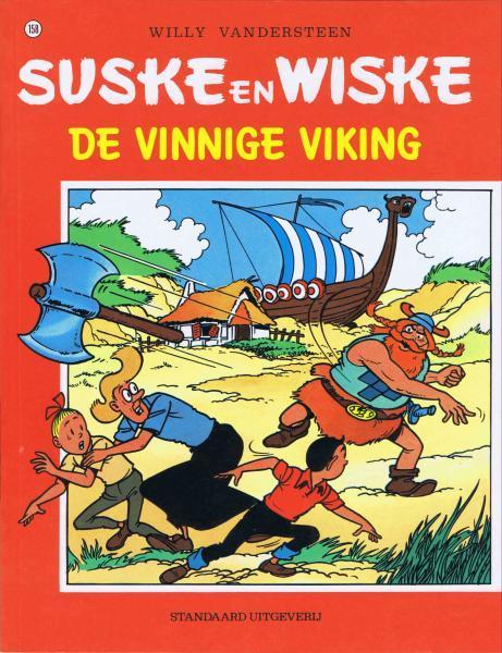 Suske en Wiske 158 De vinnige Viking