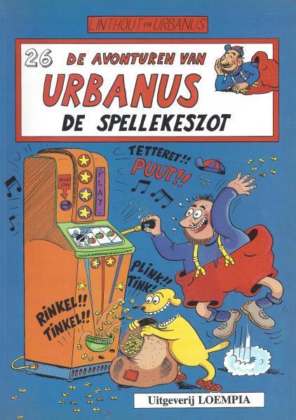 Urbanus 26 De spellekeszot