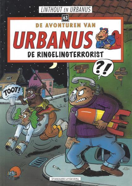 Urbanus 63 De ringelingterrorist