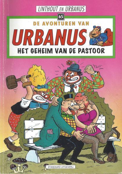 Urbanus 65 Het geheim van de pastoor