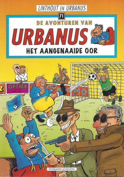 Urbanus 71 Het aangenaaide oor