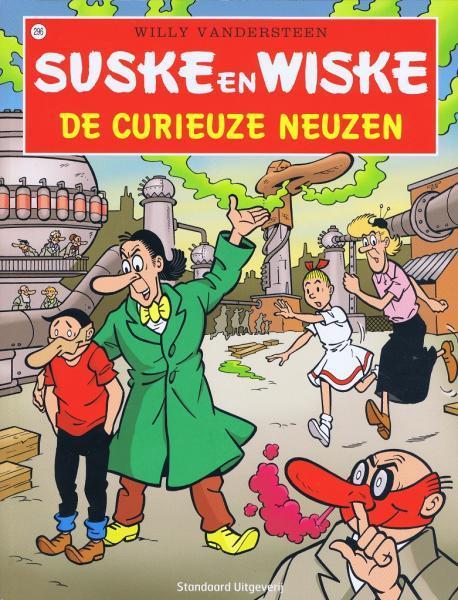 Suske en Wiske 296 De curieuze neuzen