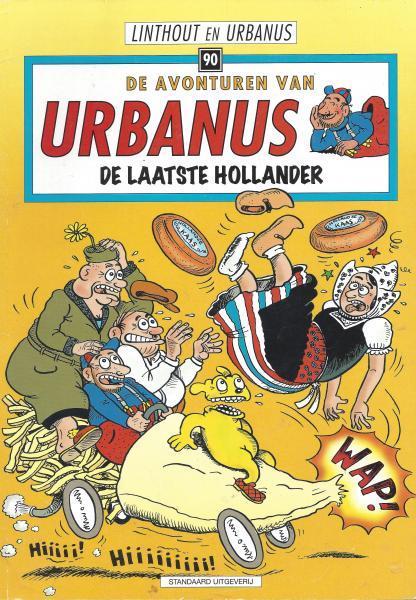 Urbanus 90 De laatste Hollander