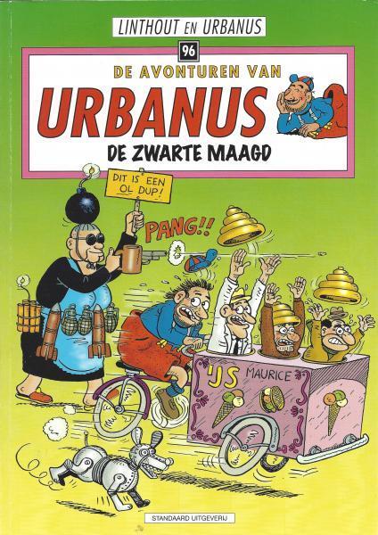 Urbanus 96 De zwarte maagd