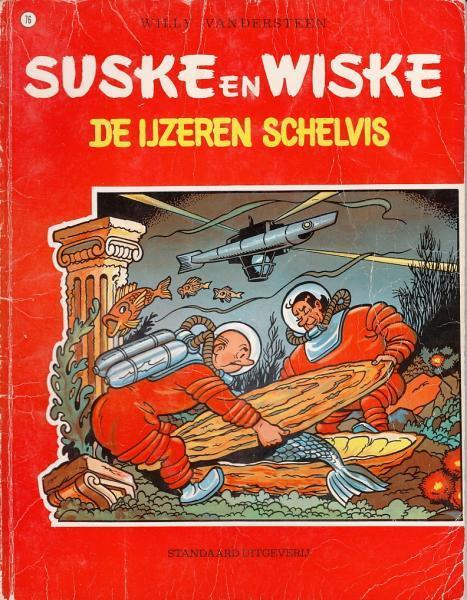 Suske en Wiske 76 De ijzeren schelvis