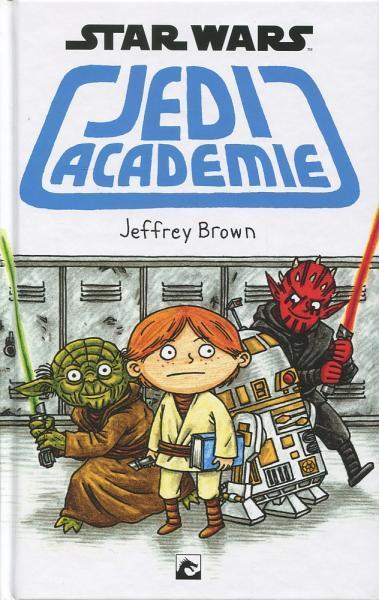Star Wars: Jedi Academie 1 Jedi Academie