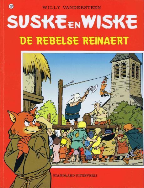 Suske en Wiske 257 De rebelse Reinaert