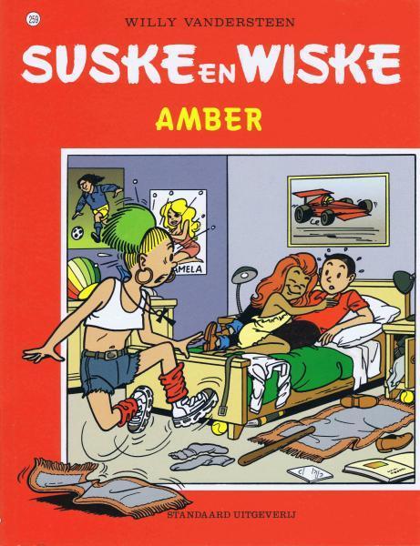 Suske en Wiske 259 Amber