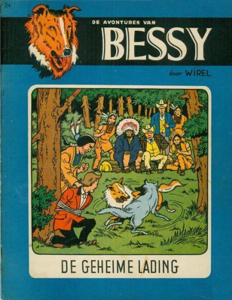 Bessy 24 De geheime lading
