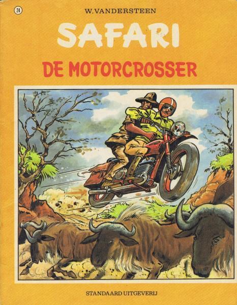 Safari 24 De motorcrosser