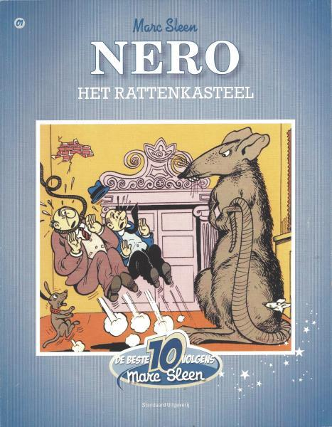 De klassieke avonturen van Nero E4 Het rattenkasteel
