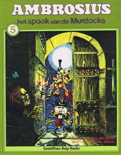 Ambrosius 5 Het spook van de murdocks