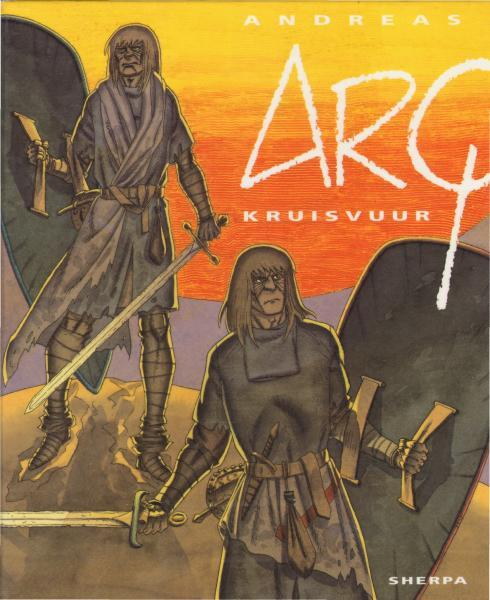 Arq 9 Kruisvuur