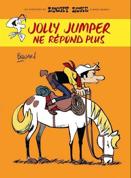Lucky Luke door... 2 Jolly Jumper ne répond plus