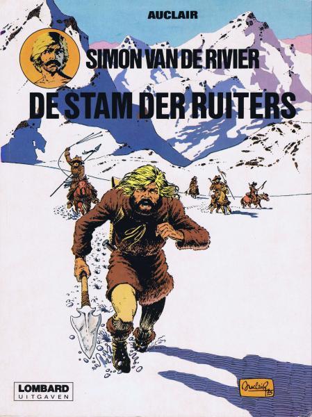 Simon van de rivier 1 De stam der ruiters