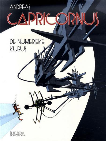 Capricornus 4 De numerieke kubus