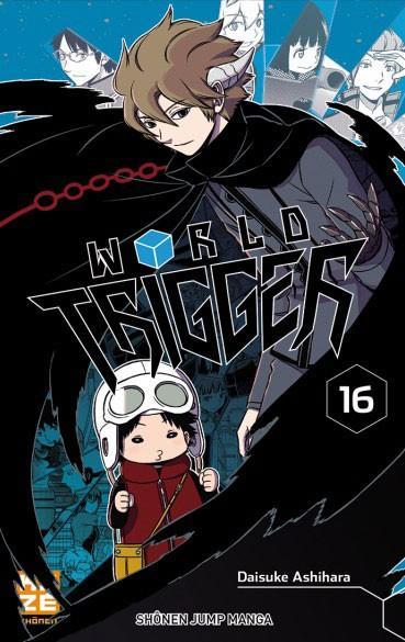 World Trigger 16 Tome 16
