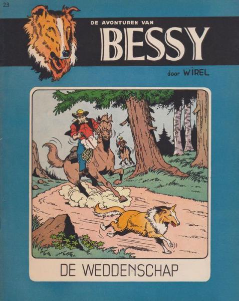 Bessy 23 De weddenschap