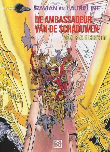 Ravian en Laureline (Sherpa) 6 De ambassadeur der schaduwen