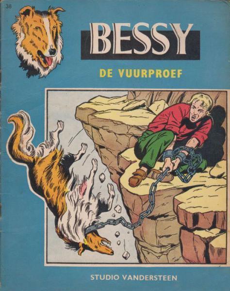 Bessy 38 De vuurproef
