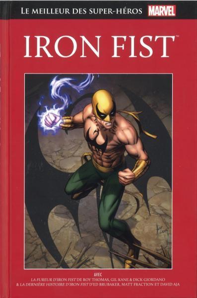 Marvel comics - Le meilleur des super-héros  (Hachette) 28 Iron Fist
