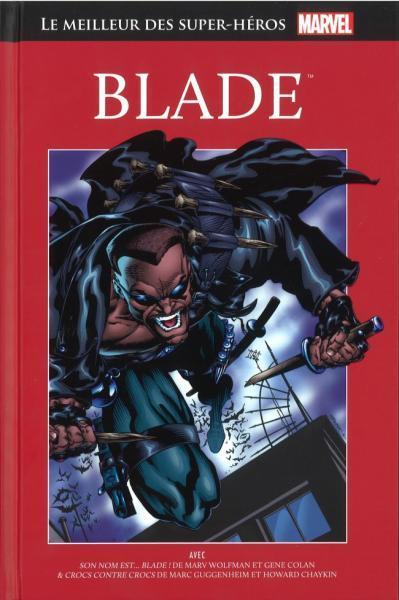 Marvel comics - Le meilleur des super-héros  (Hachette) 29 Blade